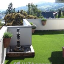 Sztuczna trawa dekoracyjna Juta Grass